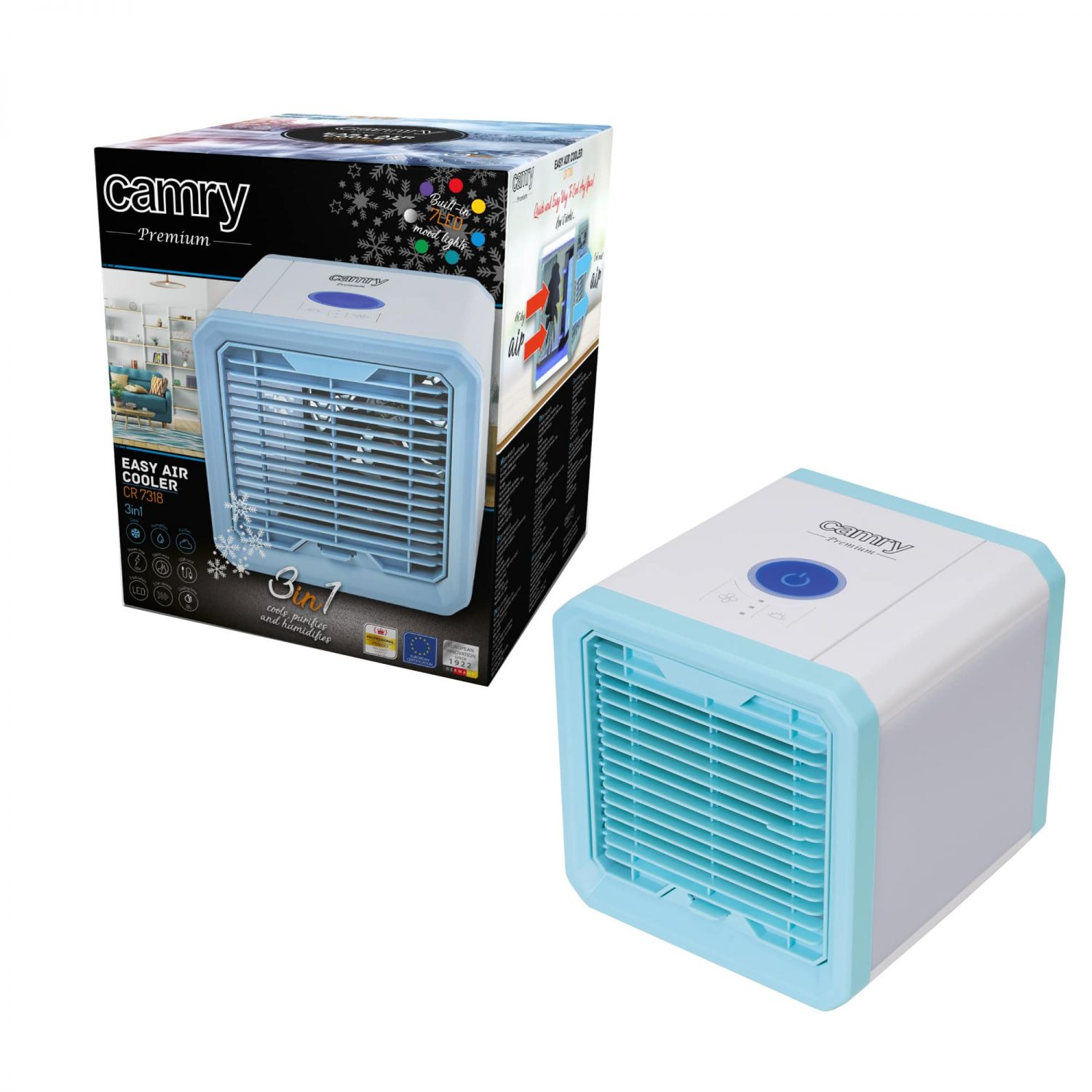 Camry CR 7318 Klimator Easy Air Cooler
