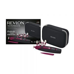 Revlon Perfect Style RVSP3527E Zestaw do manicure pedicure